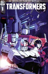 IDW Publishing's Transformers Issue # 1ri
