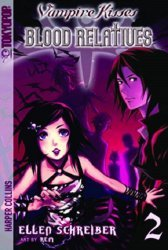 Tokyo Pop/Mixx's Vampire Kisses: Blood Relatives Soft Cover # 2