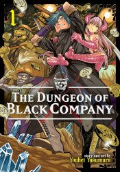 Seven Seas Entertainment's The Dungeon Of Black Company Soft Cover # 1