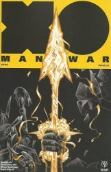 Valiant Entertainment's X-O Manowar Issue # 24c