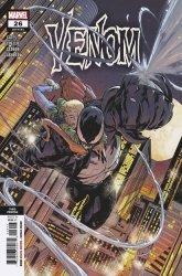 Marvel Comics's Venom Issue # 26 - 3rd print
