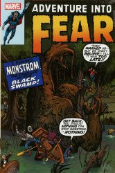Marvel Comics's Adventure Into Fear - Omnibus Hard Cover # 1