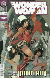 DC Comics's Wonder Woman Issue # 72