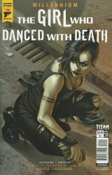 Titan Comics's Hard Case Crime: Millennium - The Girl Who Danced with Death Issue # 2
