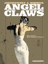Humanoids Publishing's Angel Claws Hard Cover # 1