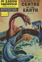 Classics Illustrated's Classics Illustrated: A Journey To The Center Of The Earth TPB # 1