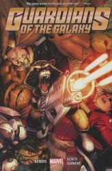 Marvel Comics's Guardians of the Galaxy Hard Cover # 1b