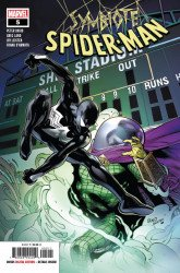 Marvel Comics's Symbiote Spider-Man Issue # 5