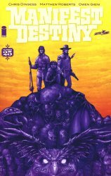 Image Comics's Manifest Destiny Issue # 25