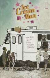 Image Comics's Ice Cream Man Issue # 23b