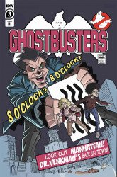 IDW Publishing's Ghostbusters: Year One Issue # 3ri