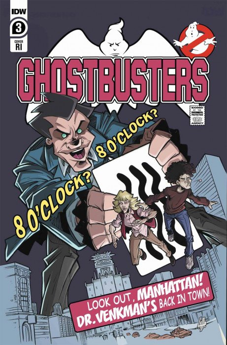 2020 IDW Ghostbusters Year One #1 Cover A NM Vault 35