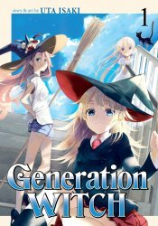 Seven Seas Entertainment's Generation Witch Soft Cover # 1