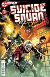 DC Comics's Suicide Squad Issue # 1