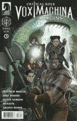 Dark Horse Comics's Critical Role: Vox Machina - Origins Series II Issue # 3
