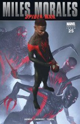 Marvel Comics's Miles Morales: Spider-Man Issue # 25l