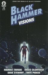 Dark Horse Comics's Black Hammer: Visions Issue # 4c