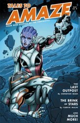 Dark Horse Comics's Mass Effect: Discovery Issue # 1b