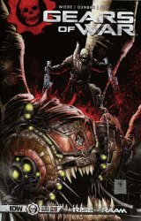 IDW Publishing's Gears of War: Rise of Raam Issue # 2b