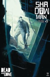 Valiant Entertainment's Shadowman Issue # 5