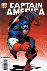 Marvel Comics's Captain America Issue # 25b