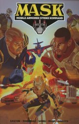 IDW Publishing's M.A.S.K.: Mobile Armored Strike Kommand TPB # 2