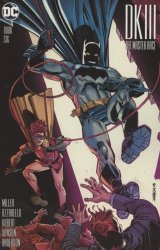 DC Comics's Dark Knight III: The Master Race Issue # 6c