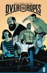 Mad Cave Studios's Over the Ropes TPB # 1