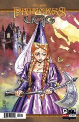 Oni Press's Princess Ugg Issue # 5
