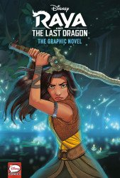 Random House Childrens Books's Disney Raya And The Last Dragon Hard Cover # 1