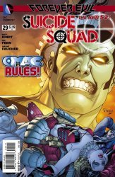 DC Comics's Suicide Squad Issue # 29