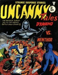 Alan Class & Company's Uncanny Tales Issue # 89
