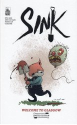 Comix Tribe's Sink Hard Cover # 1