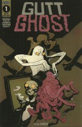 Scout Comics's Gutt Ghost: Trouble with the Sawbuck Skeleton Society Issue # 1