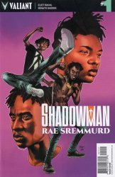 Valiant Entertainment's Shadowman / Rae Sremmurd Issue # 1e