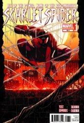 Marvel Comics's Scarlet Spider Issue # 12.1