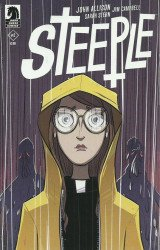 Dark Horse Comics's Steeple Issue # 2