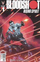 Valiant Entertainment's Bloodshot: Rising Spirit Issue # 1nccc-b
