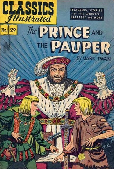 the price and the pauper Buy the prince and the pauper at discount price: you can buy the prince and the pauper from amazon at discount price with free shipping buy now.