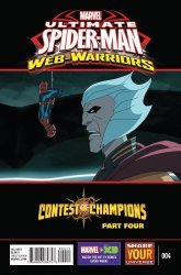 Marvel's Marvel Universe: Ultimate Spider-Man - The Contest Of Champions Issue # 4