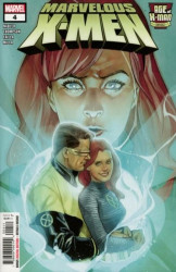 Marvel Comics's The Age of X-Man: The Marvelous X-Men Issue # 4