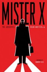 Dark Horse Comics's Mister X: The Archives TPB # 1