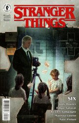 Dark Horse Comics's Stranger Things: Six Issue # 2