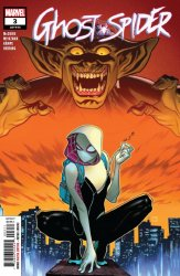 Marvel Comics's Ghost-Spider Issue # 3