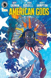 Dark Horse Comics's American Gods: My Ainsel Issue # 1sdcc