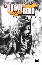 DC Comics's Brave and the Bold: Batman and Wonder Woman Hard Cover # 1lcsd