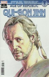 Marvel Comics's Star Wars: Age Of Republic - Qui-Gon Jinn Issue # 1d