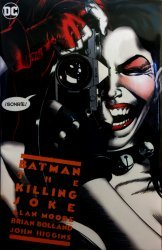 DC Comics's Batman: The Killing Joke Soft Cover # 1b