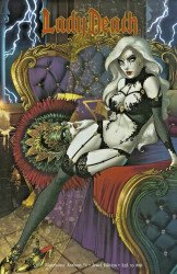 Coffin Comics's Lady Death: Blasphemy Anthem Issue # 1ks-d