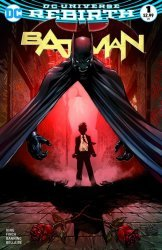 DC Comics's Batman Issue # 1epic-a